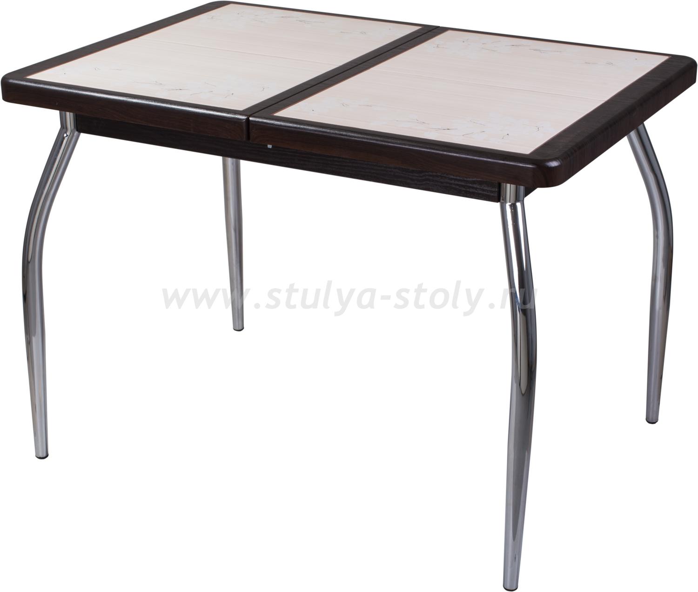Стол обеденный Шарди ПР ВП ВН 01 пл42 (венге)