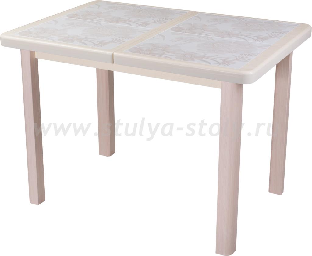 Стол обеденный Шарди ПР ВП КР 04 МД пл32 (кремовый)