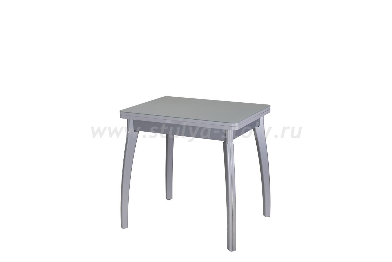 Стол кухонный Чинзано М-2 СР ст-СР 07 ВП СР серый