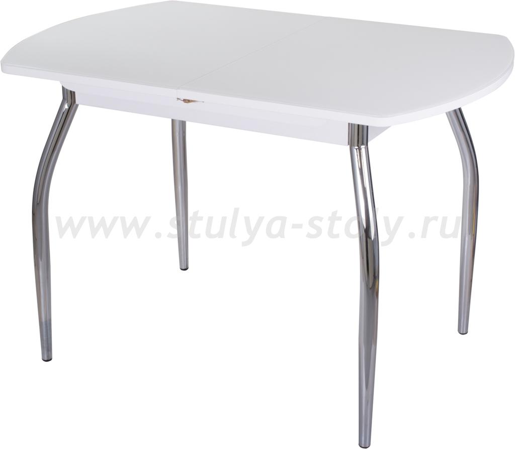 Стол кухонный Чинзано ПО БЛ ст-БЛ 01 (белый)