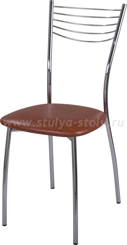 Стул кухонный Омега-1 В-3 коричневый