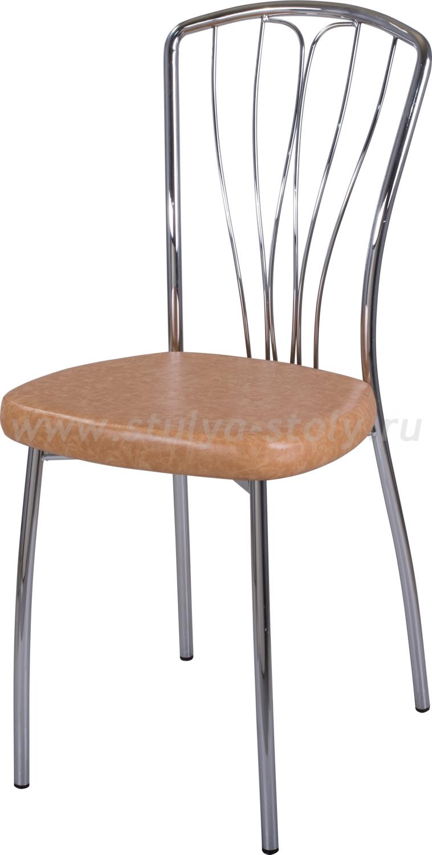 Стул кухонный Омега-3 В-2/В-2 светло-коричневый, повышенной комфортности