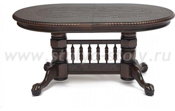 Обеденный стол Hndg-4296 (коричневый)