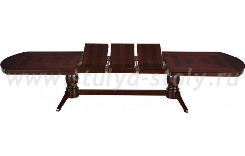 Обеденный стол Jupiter (коричневый)