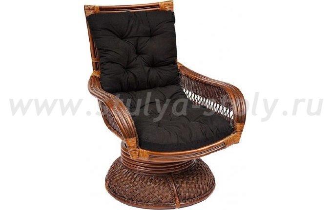 Кресло-качалка Andrea Relax Medium (коричневый)