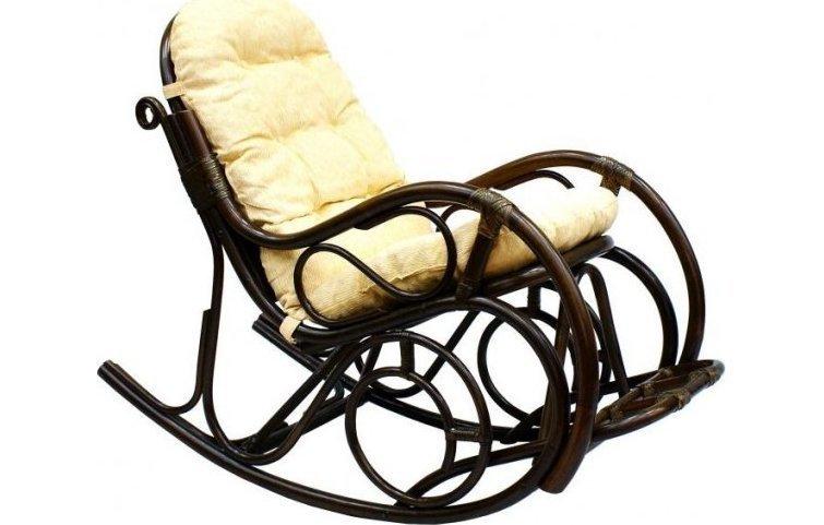 Кресло-качалка с подножкой, 05/11 Б Matte