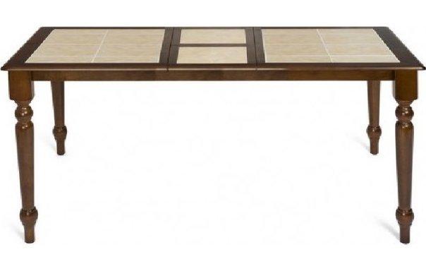 Стол обеденный раскладной СТ 2950Т (крем)