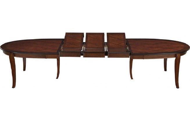 Обеденный стол Kenzo (коричневый)