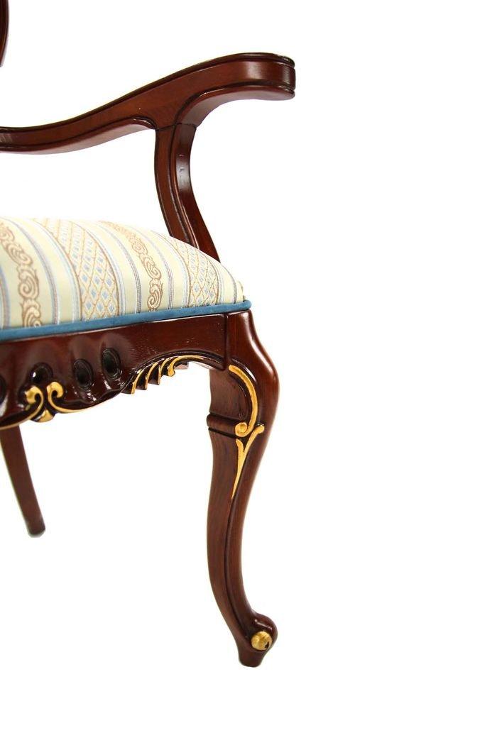 Стул для интерьера в классическом стиле Lorans  (карамельный дуб)