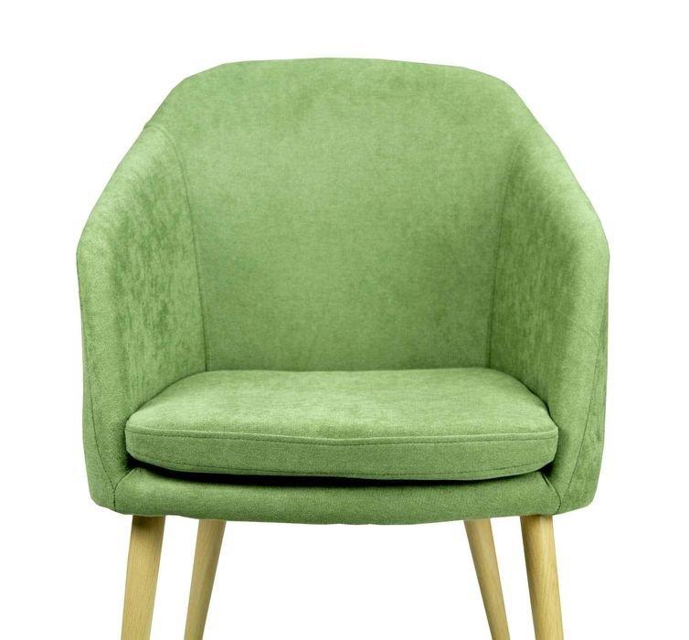 Стул с мягким сиденьем DC-1733 (зелёный)