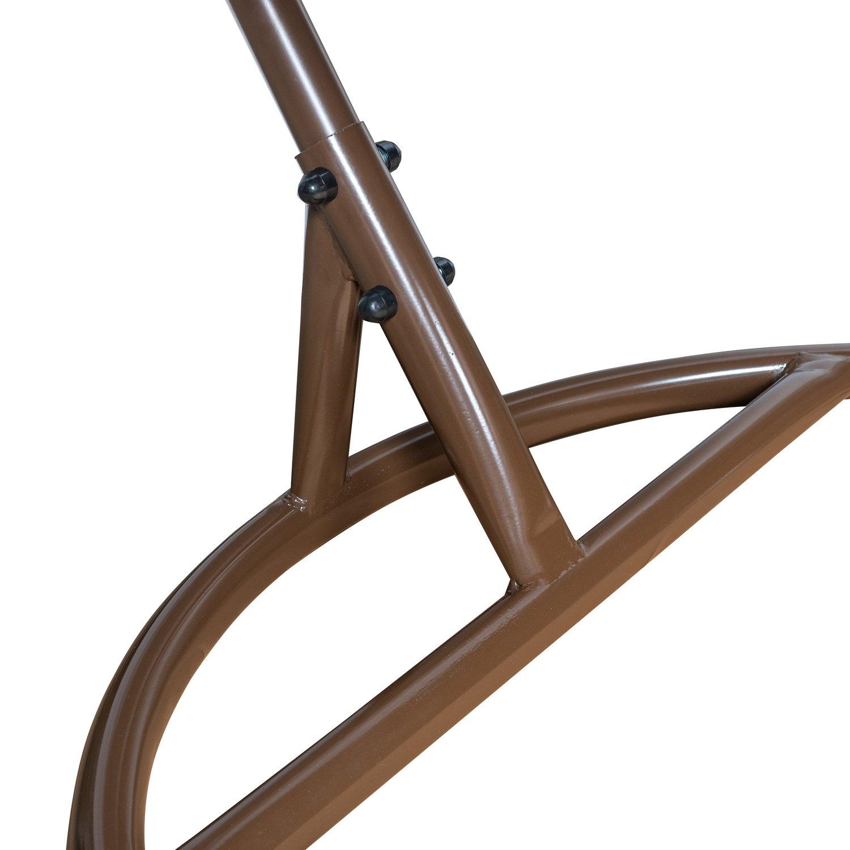 Подвесное кресло LESET АЖУР (бежевый)