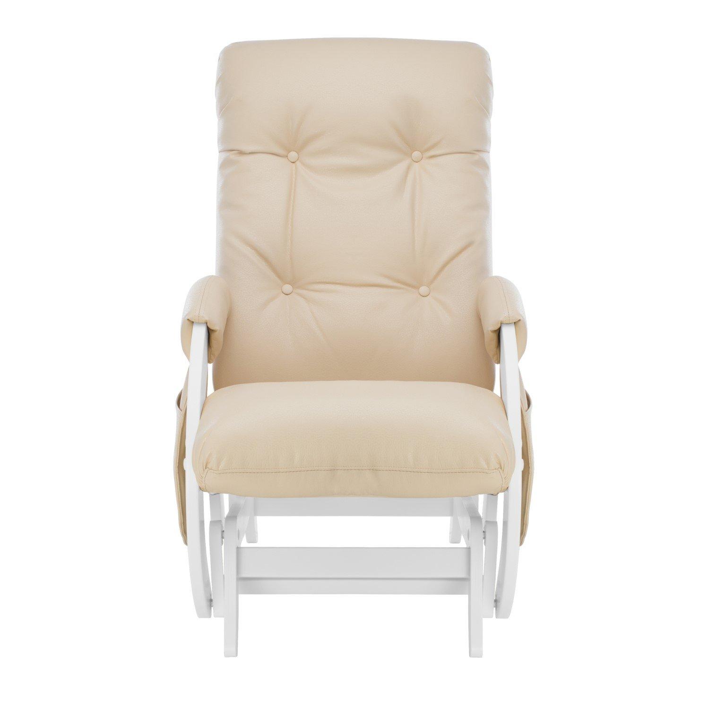 Кресло для кормления Milli Smile с карманами (Polaris Beige)