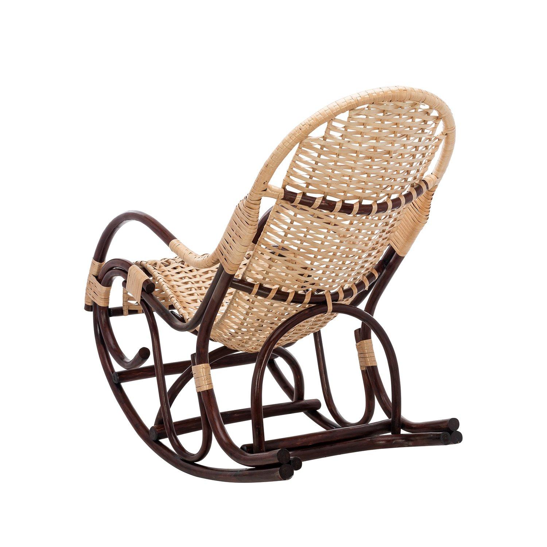 Кресло-качалка Усмань, орех