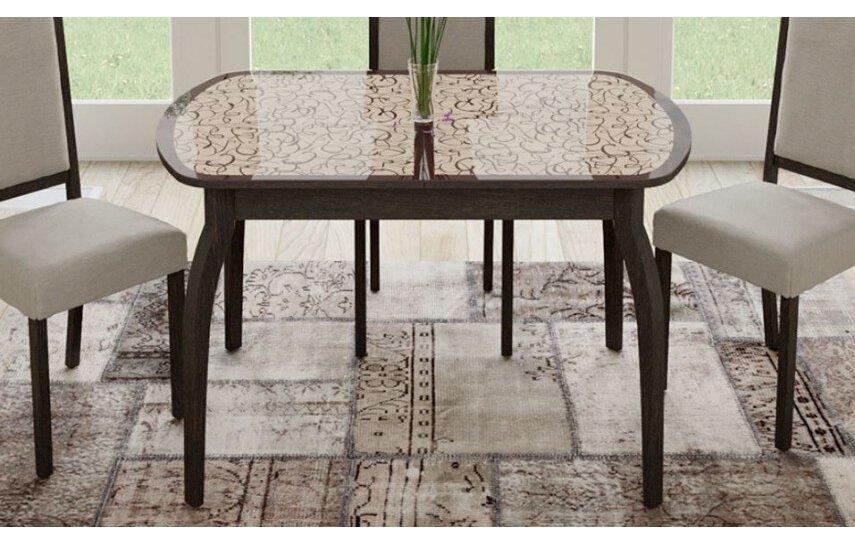 Сидней СМ-219.01.15 Стол обеденный на деревянных ножках Т15
