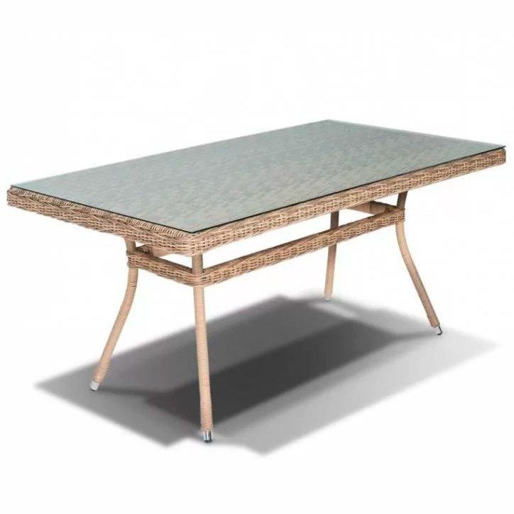 """""""Латте"""", стол, соломенный 2000х900 (Соломенный )"""