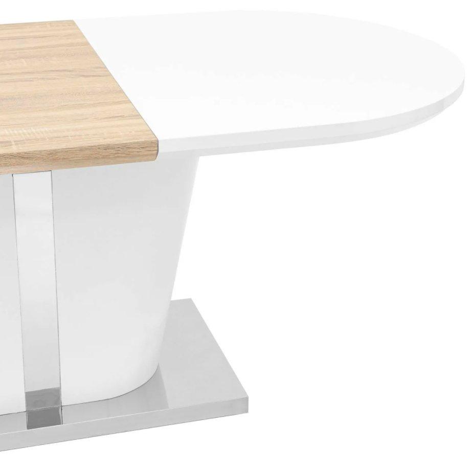 Стол раскладной обеденный DT-44 Berkli (белый)