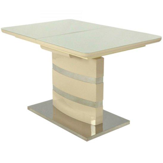 Стол обеденный раскладной DT-115 Abilin  (бежевый)