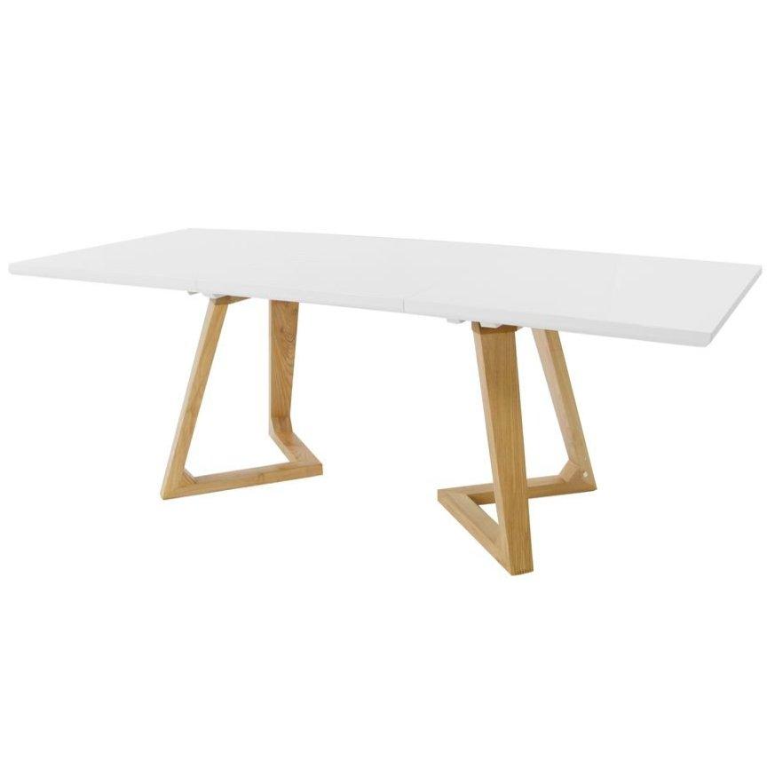 Стол обеденный раскладной T1692 Ларедо  (белый)