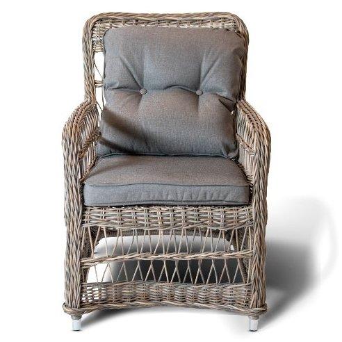 """""""Цесена"""", плетеный стул"""