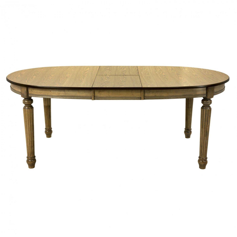 Стол обеденный раскладной SHARL (бежевый)
