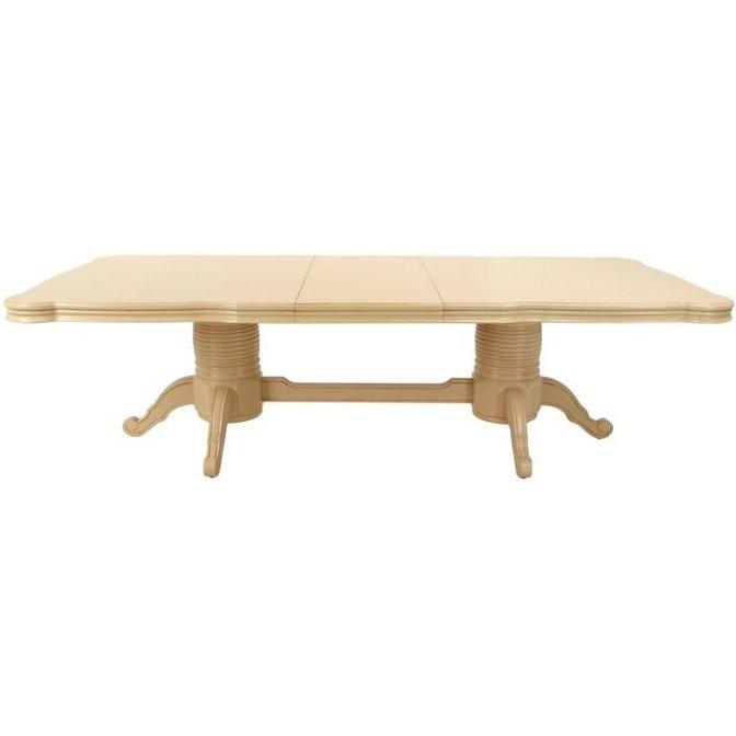Стол обеденный раскладной Kronos (слоновая кость)