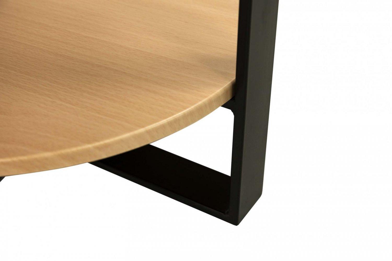 Столик чайный для современного интерьера (дуб)