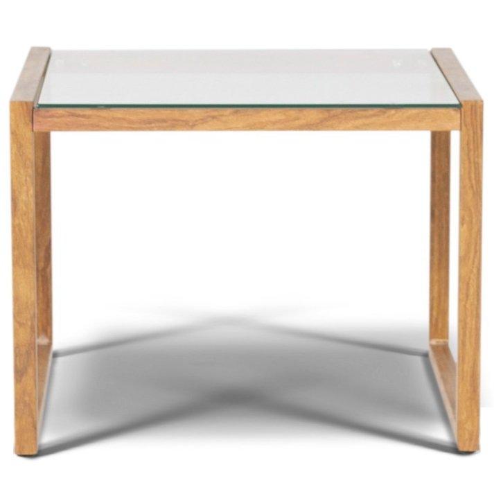 """""""Лион"""" столик кофейный, коричневый"""