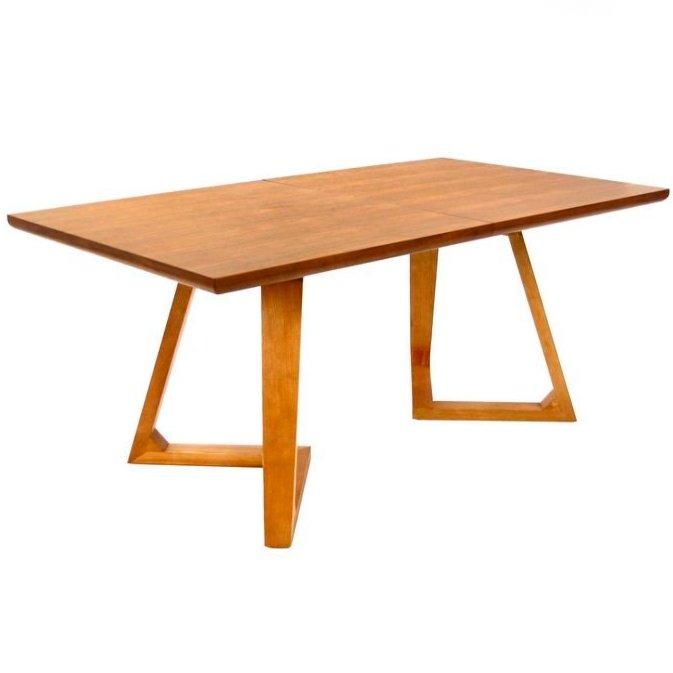 Стол обеденный раскладной T1692 Ларедо (дуб)