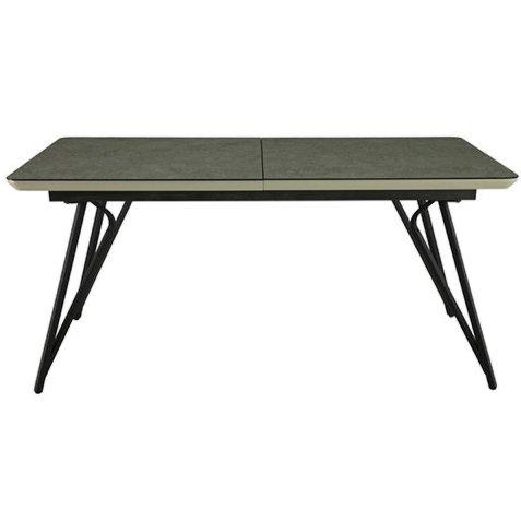Стол обеденный раскладной DT-1904 (серый бетон)