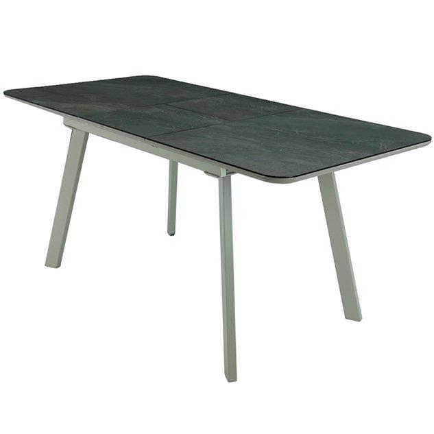 Стол обеденный раскладной DT-2160 (серый)