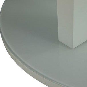 Стол обеденный круглый DT2216  (белый)