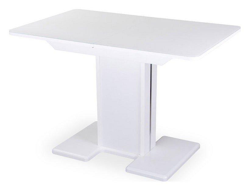 Стол обеденный Танго ПР БЛ ст-БЛ 05 БЛ/БЛ (белый)