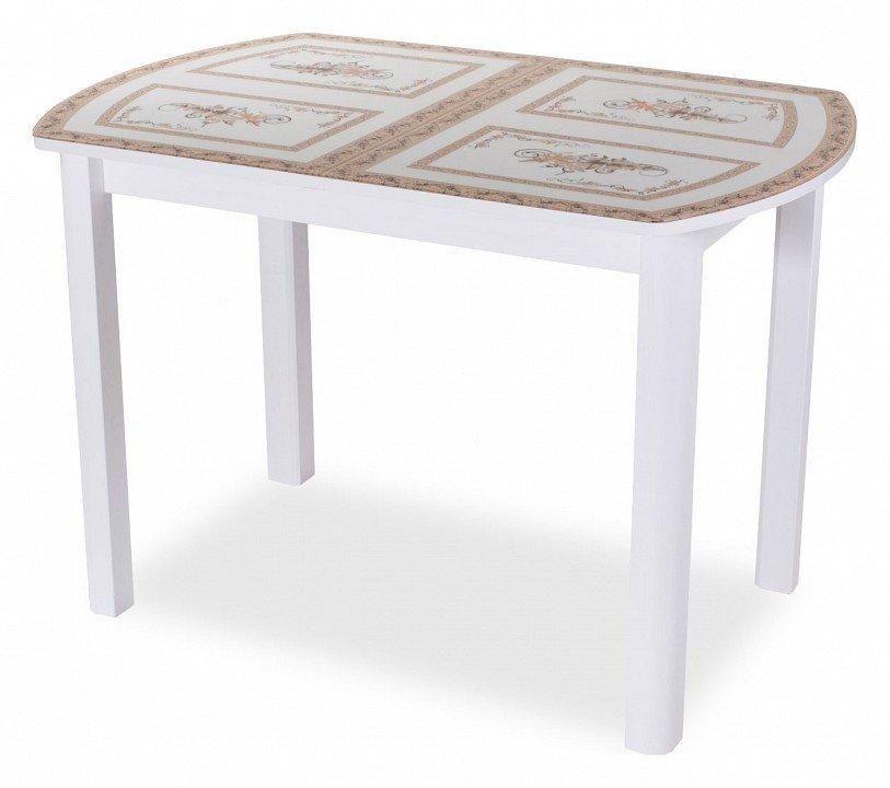 Стол обеденный Танго ПО-1 со стеклом