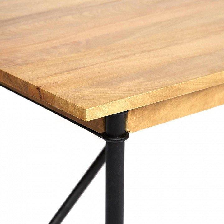 Стол обеденный раскладной Secret De Maison Academy (коричневый)