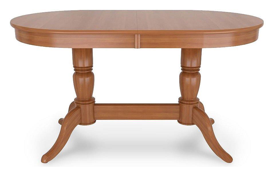 Стол обеденный раскладной Фламинго 05.01 вишня