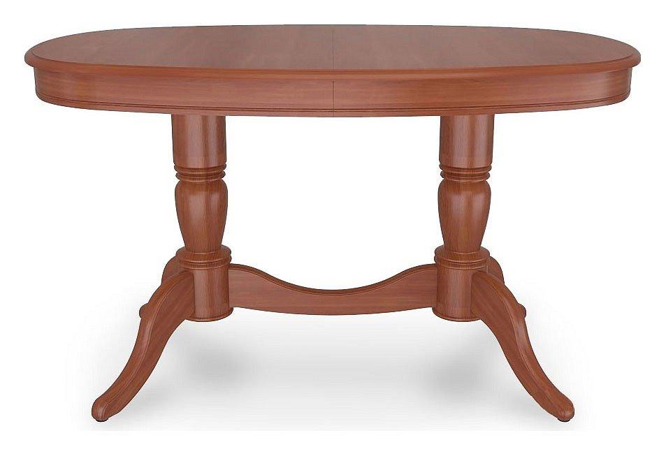 Стол обеденный раскладной Фламинго 09.01 вишня
