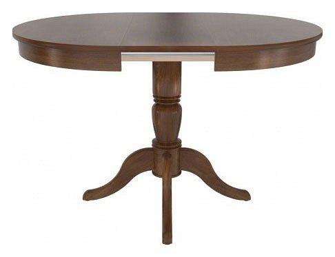 Стол обеденный раскладной круглый Фламинго 01.03