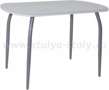 Стол Флеку-мини (серебро)