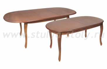 Стол обеденный Азалия Б 1600 из массива