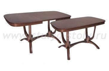 Стол обеденный Камелия 1300 из массива