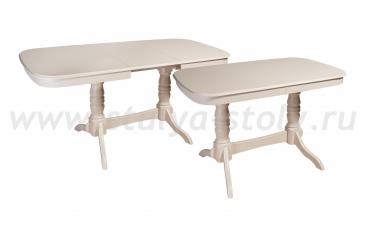 Стол обеденный Комфорт МП из массива