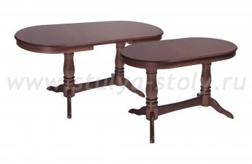 Стол обеденный Комфорт МО из массива