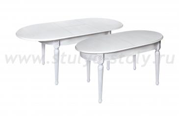 Стол обеденный Лекс 2 из массива