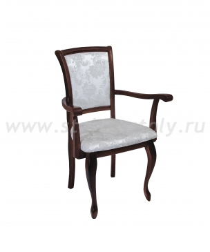 Кресло СМ 10 бук