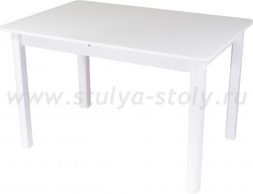 Стол обеденный Гамма ПР-1 БЛ ст-БЛ 04 БЛ (белый)
