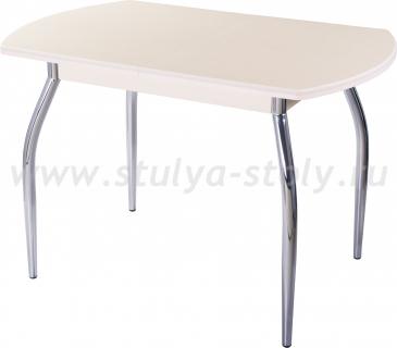 Стол обеденный Реал ПО-1 КМ 06 (6) КР 01 крем