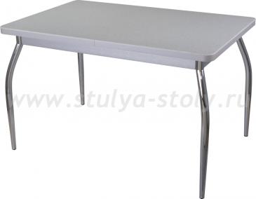 Стол обеденный Реал ПР-1 КМ 07 (6) СР 01 серый