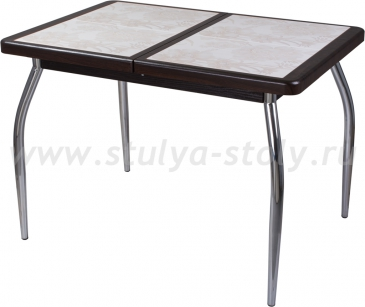 Стол обеденный Шарди ПР ВП ВН 01 пл32 (венге)