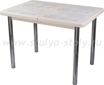 Стол обеденный Шарди ПР ВП КР 02 пл32 (кремовый)