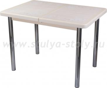 Стол обеденный Шарди ПР ВП КР 02 пл42 (кремовый)
